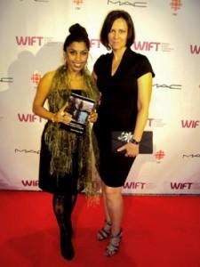 Samita Nandy - WIFT1